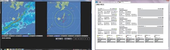 鹿児島宇宙センター気象観測システムの開発