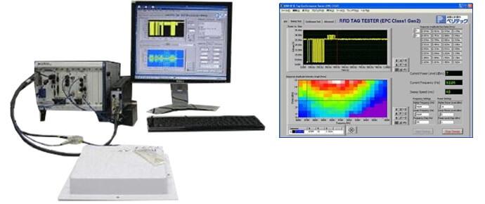 RFID テストシステムの構築