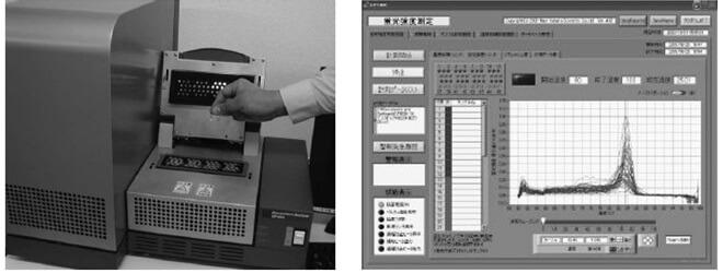 ジェノパターンアナライザ GP1000の開発