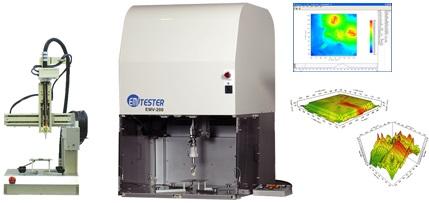 近傍電磁界測定装置(EMV-100,EMV-200)