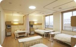 病室環境モニタリングシステム