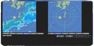 広域気象監視システム