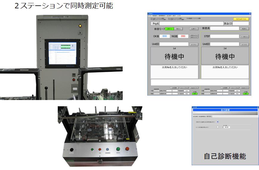EV ECU用ファンクションテスター