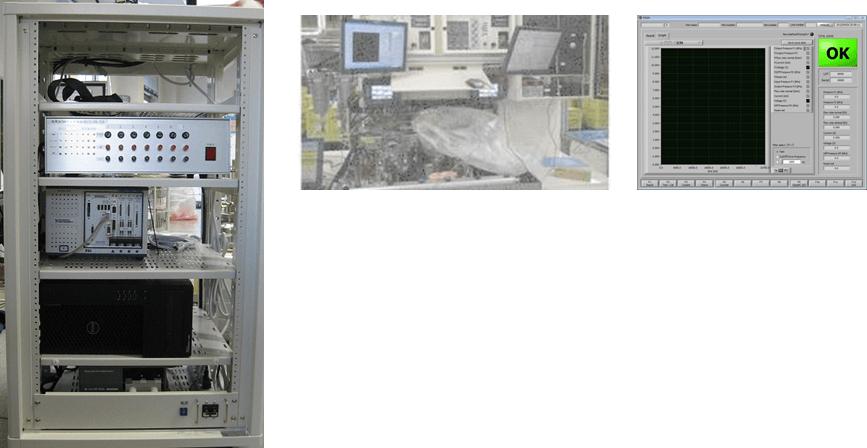 コントロールバルブ開発/生産用システム