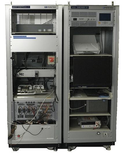 電子燃料噴射装置用 ECU自動検査装置