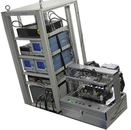 パワー半導体会社インバータ制御基板検査装置
