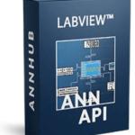 ANNAPI 機械学習モデルLabVIEWアドオン