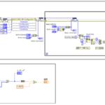 熱電対センサをLabVIEWでSPI通信テスト